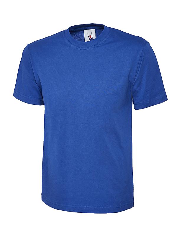 UC301/R CLASSIC T-SHIRT ROYAL BLUE