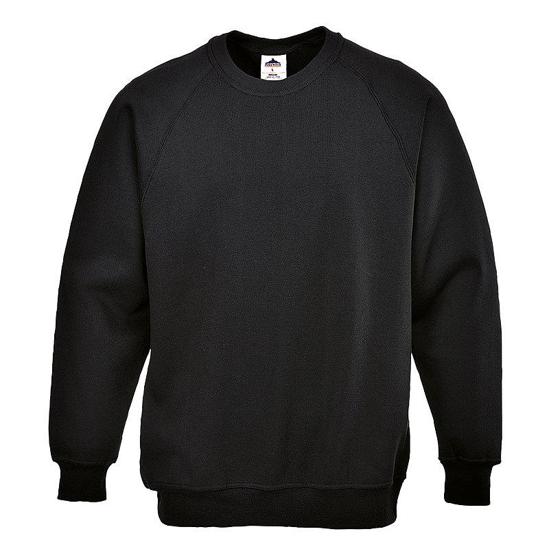 B300/L ROMA SWEATSHIRT BLACK