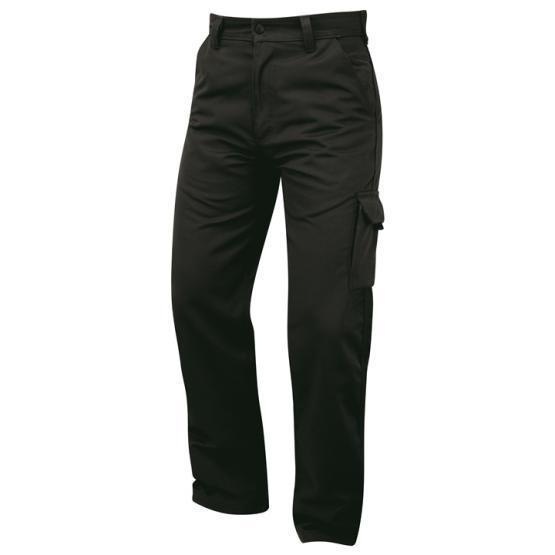 2200-15LL HAWK COMBAT TROUSER BLACK TALL