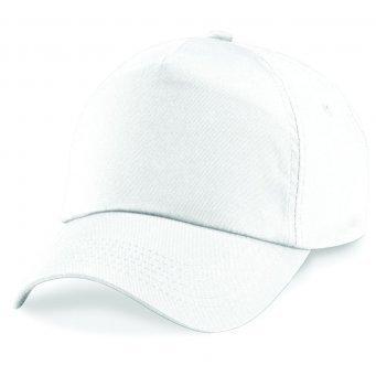 BB10B/W KIDS ORIGINAL CAP WHITE