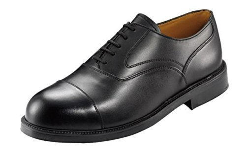 UMS046 LOTUS BLACK OXFORD SHOE(89380)