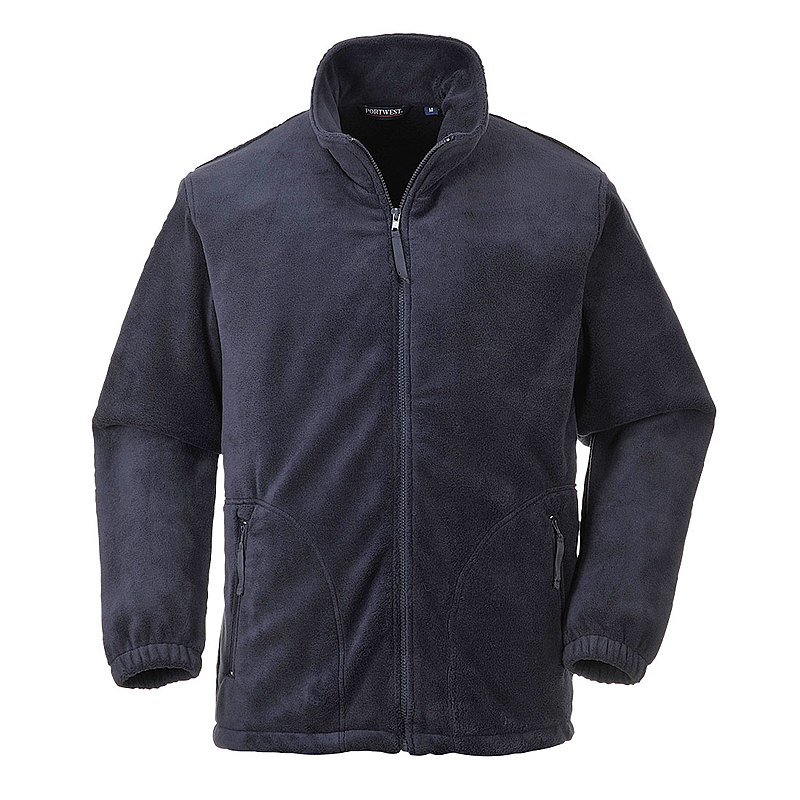 F400/N ARGYLL HEAVY FLEECE NAVY
