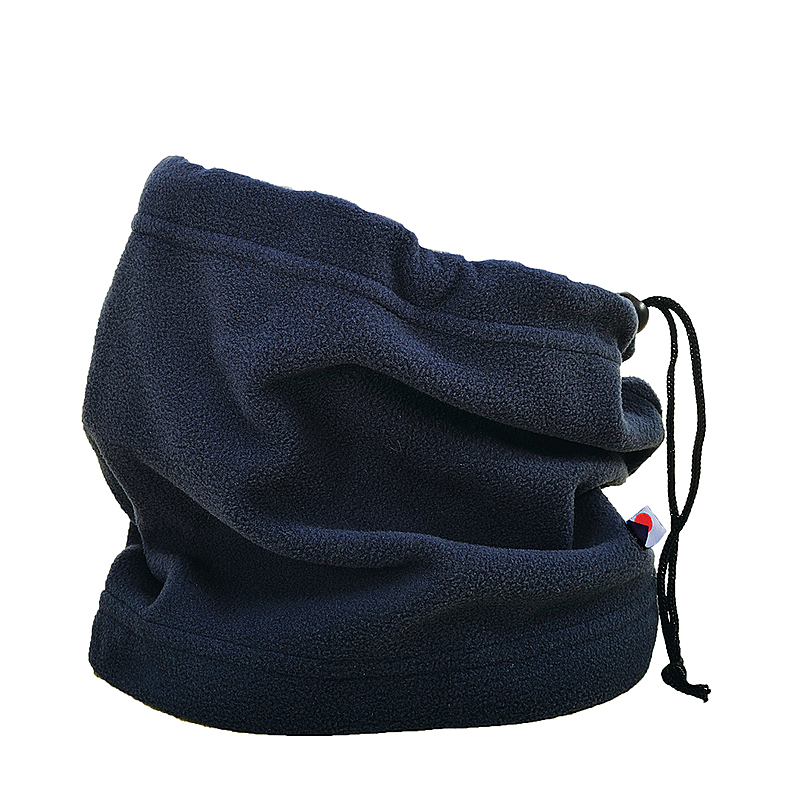 CS21/N FLEECE NECK TUBE NAVY