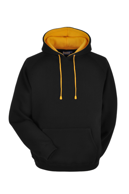 CL8M DELUXE HOODIE BLACK/GOLD