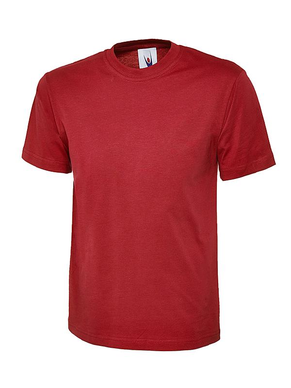 UC301/D CLASSIC T-SHIRT RED