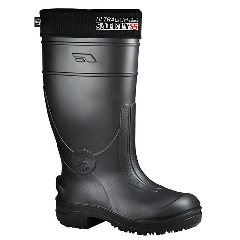SAF5/S5/B ULTRALIGHT SAFETY S5 SRB BLACK