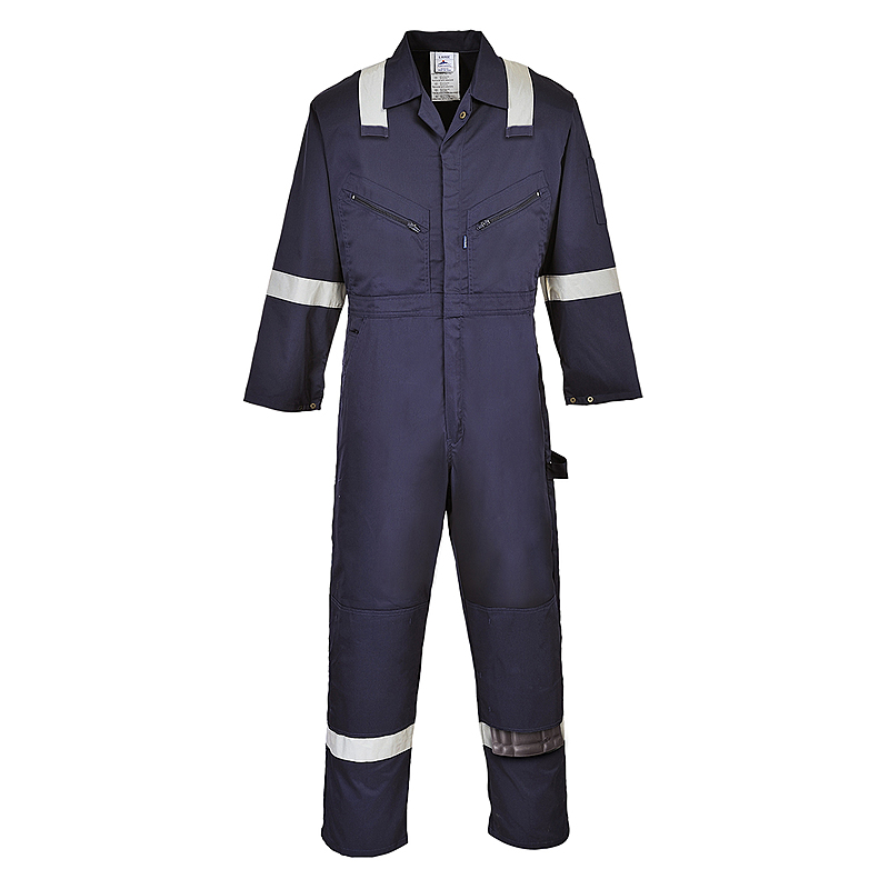 F813/N IONA COVERALL NAVY