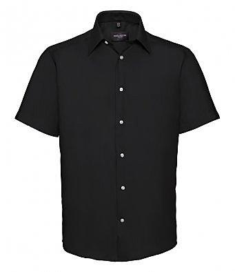 959M/L SHORT SLEEVE SHIRT BLACK