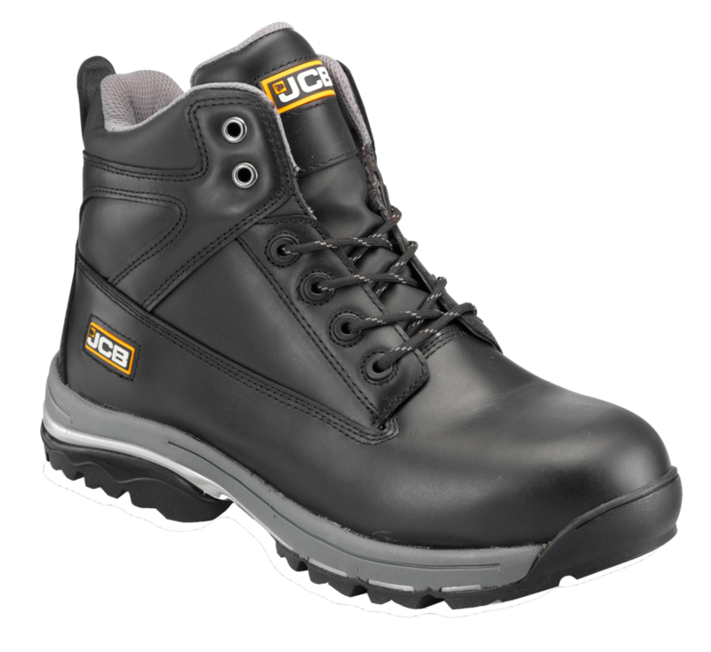 WORKMAX/B JCB WORKMAX BLACK BOOT