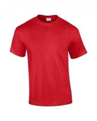 GD02/D COTTON TSHIRT RED