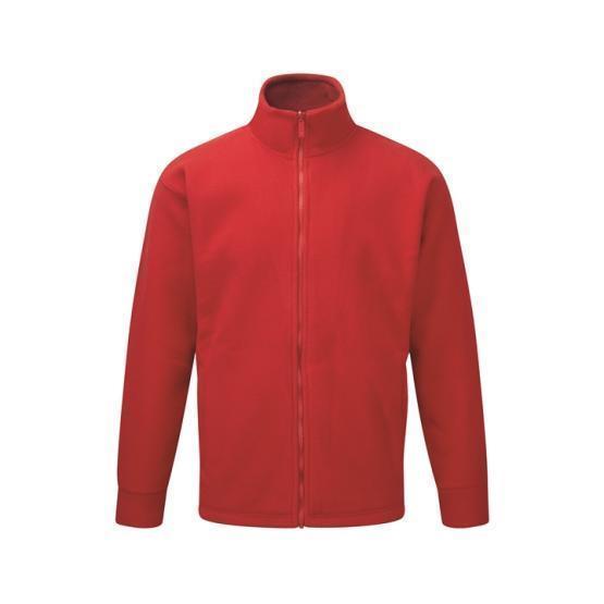 3200-30/D ALBATROSS RED FLEECE