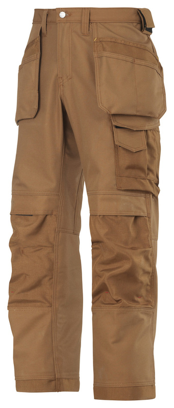 32141212S CANVAS HOLSTER TROUSER BROWN