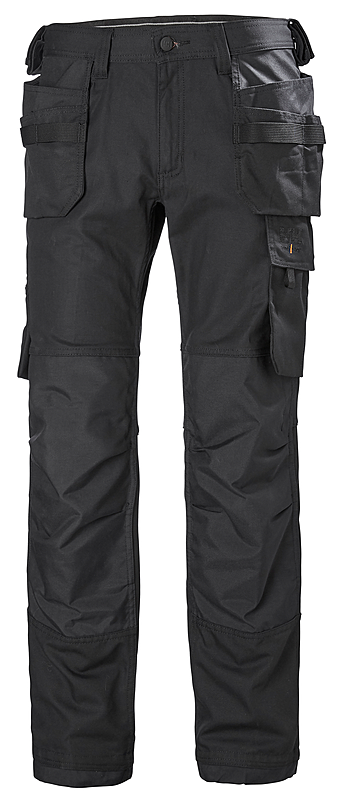 77461-990R OXFORD CONSTRUCTION PANT BLACK
