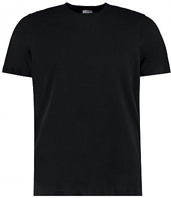 K507/L COTTON T-SHIRT BLACK