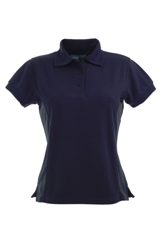 CPHI LADY FIT POLO NAVY