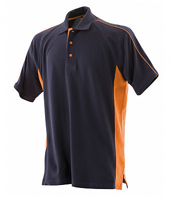 LV322/NO FINDEN AND HALES POLO NAVY/