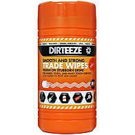 DGCL DIRTEEZE SMOOTH & STRONG WIPES