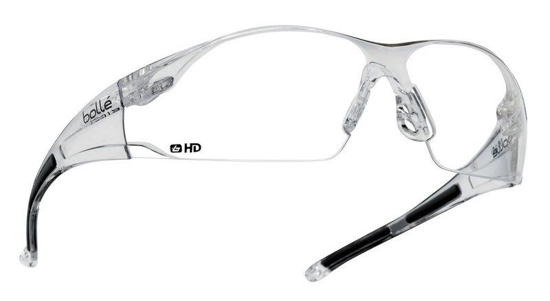 RUSHDPI BOLLE RUSH GLASSES HD LENS