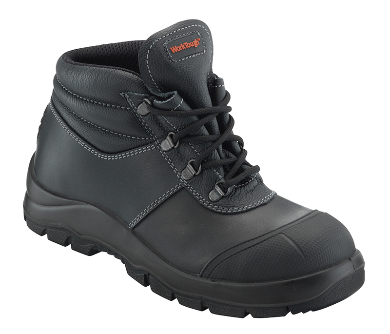 81SM WORKTOUGH PRO 81SM BLACK BOOT