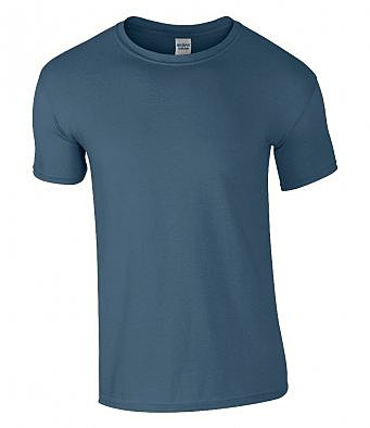 GD01/IN SOFTSTYLE T-SHIRT INDIGO