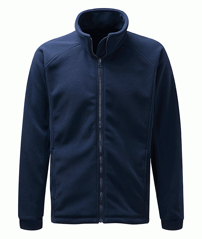 FG380/N NEVIS HEAVYWEIGHT FLEECE NAVY