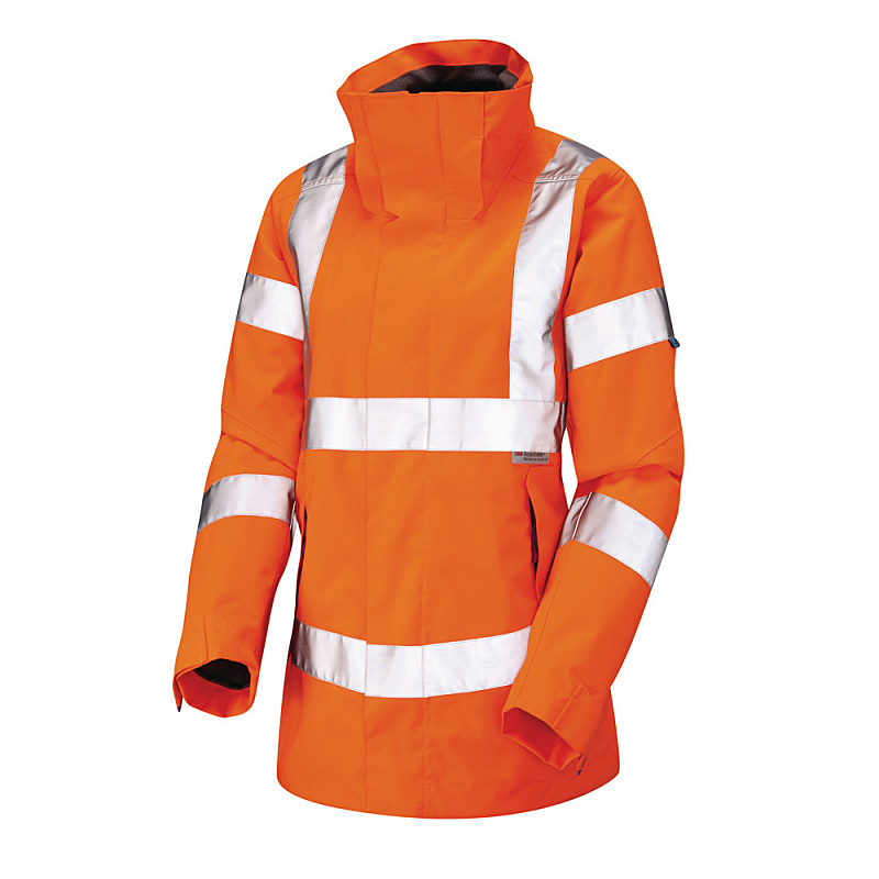 JL04-O ROSEMOOR LADIES HI-VIS JACKET