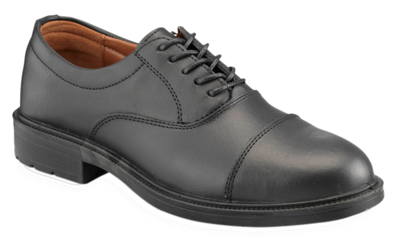 S207 EXECUTIVE S207 BLACK SHOE