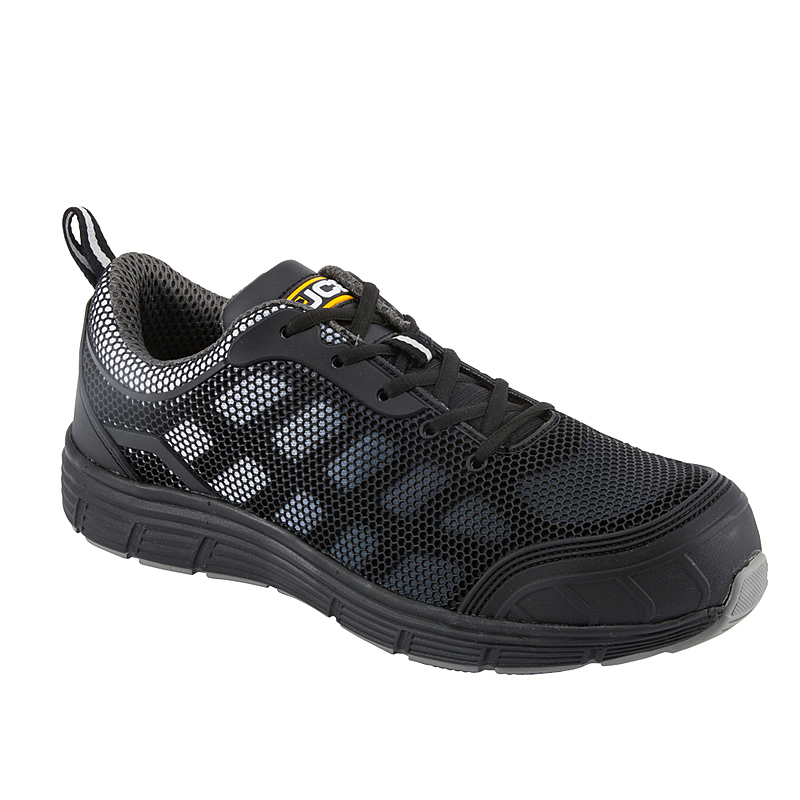 CAGELOW/B JCB CAGELOW BLACK TRAINER