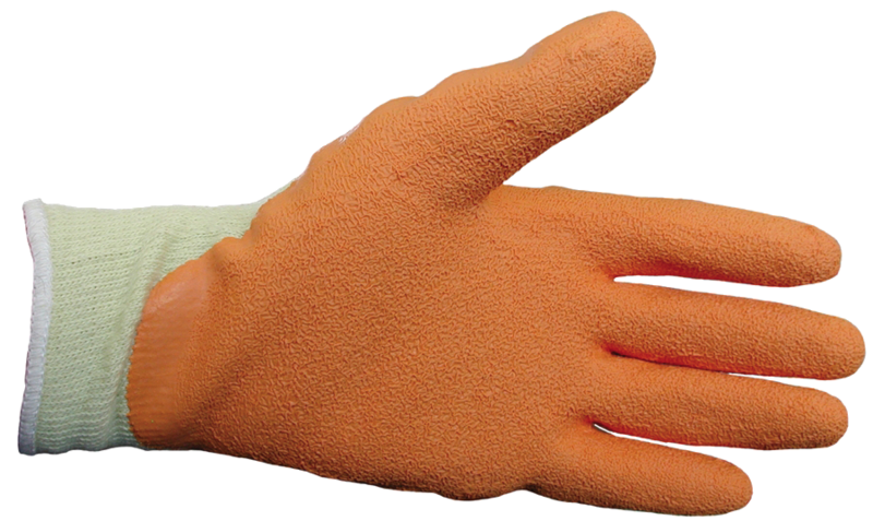 CGLL ACEGRIP ORANGE LATEX PALM