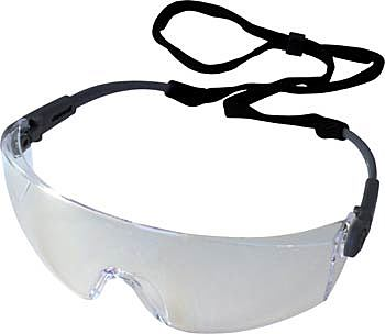 D3YC SOLOMON CLEAR SAFETY GLASSES