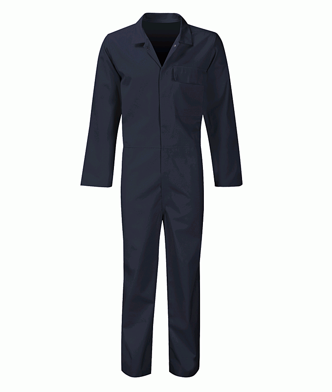PLBSL/N CALLISTO F/R COVERALL NAVY