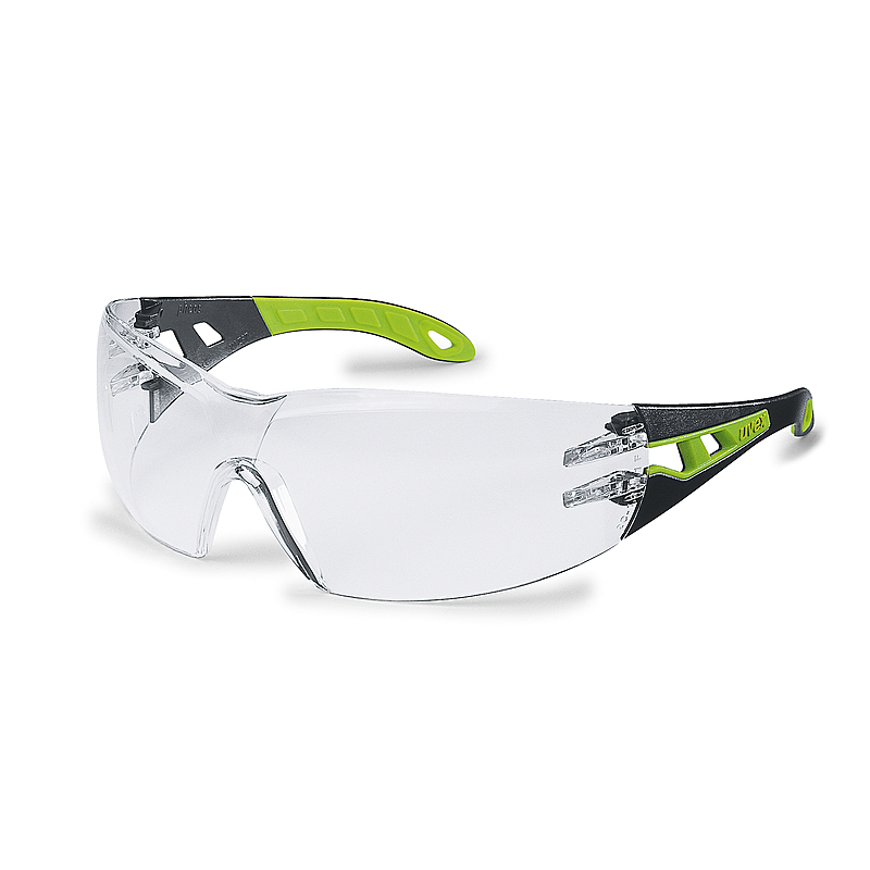 9192-225 UVEX PHEOS SAFETY SPECS CLEAR