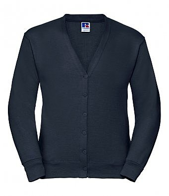 273M/FN CARDIGAN FRENCH NAVY