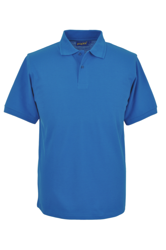 CPKH PIQUE POLO SHIRT ROYAL