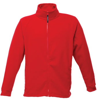 TRF532/CD THOR III FLEECE CLASSIC RED