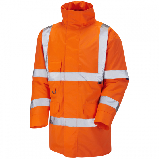 CJRC HI-VIS TAWSTOCK BASIC ORANGE