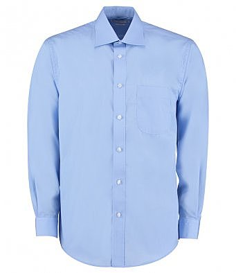 K104/LB LONG SLEEVE SHIRT BLUE
