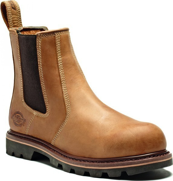 FD9214/T FIFE DEALER BOOT TAN