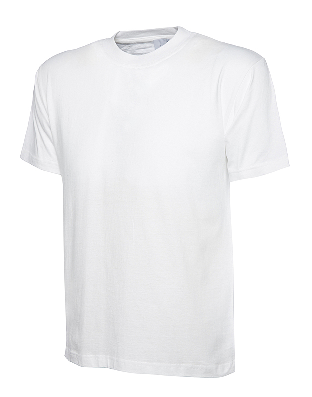 UC302/W PREMIUM T-SHIRT WHITE