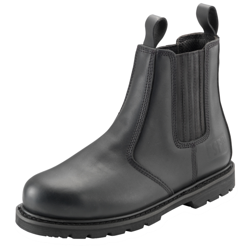 608SM PSF OUTBACK BLACK DEALER BOOT