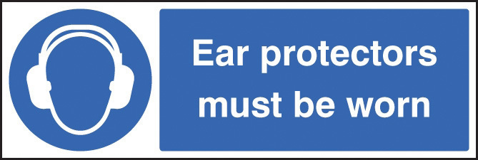 25023G USE EAR PROTECTORS IN THIS