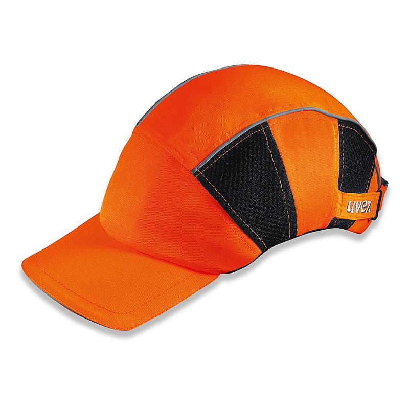 9794-900 UVEX U-CAP HI-VIS BUMP CAP